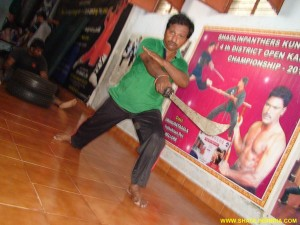 Warrior Wushu Kurnool Training