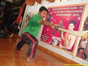 Shaolin Wushu Kurnool Kung-fu
