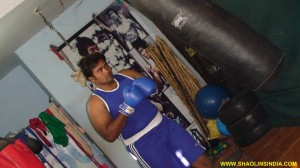 Boxing Champion Rajesh