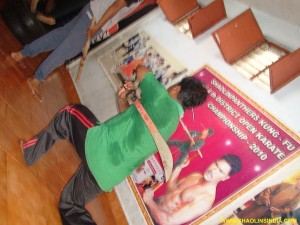Shaolin Dao Training India