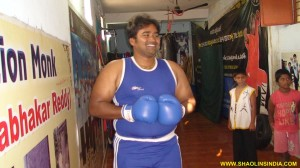 Indian Champion Rajesh
