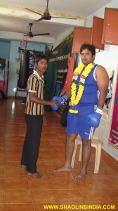 Boxing Training Club India