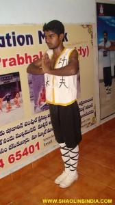 Shaolin Kung-fu Nellore Wushu De