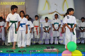 Shaolin Kung fu Children