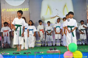 Indian Martial arts Children