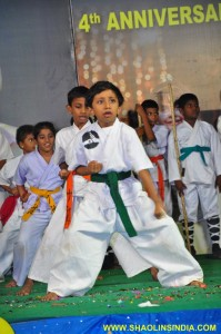 Indian Girls and Boys Martial arts