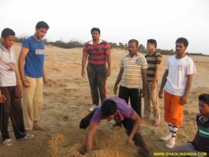 Shaolin Kung fu Training Nellore