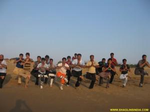 Shifu Prabhakar Reddy Kung fu Monk