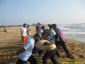 Shaolin Kung fu Practice India