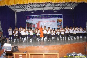 Shifu Prabhakar Reddy Students