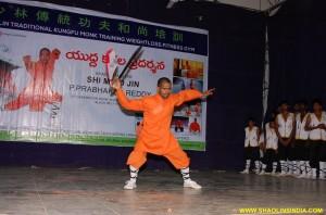 Shaolin Kung fu Andhra Kung fu