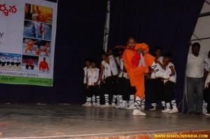 Kung fu Master Prabhakar Reddy Teac Kung fu