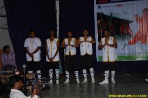 Shaolin Kung fu Andhra