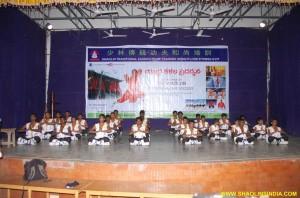 Shaolin Monk Prabhakar Reddy