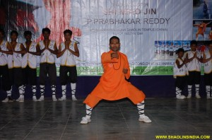 Shifu Prabhakar Reddy Power Training