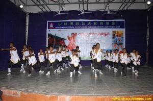 Kung fu Master Prabhakar Reddy