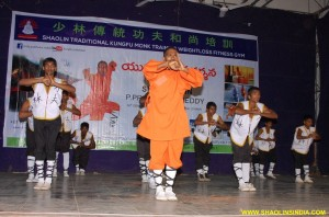 Indian Shaolin Kung fu