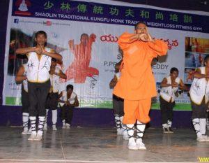 Indian Shaolin Kung fu