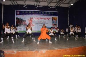 Shaolin Kung fu Prabhakar