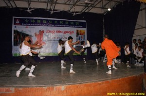 Shaolin Kung fu Monk Prabhakar
