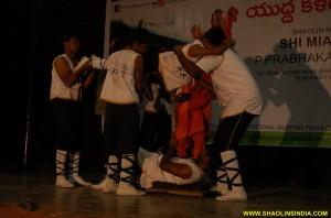 Shaolin Kung fu Live Show India