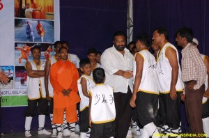 Shaolin Kung fu Master India