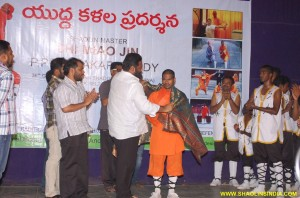 Nellore Shaolin Kung fu Monk Training