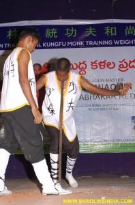 Shaolin Kung fu Demo