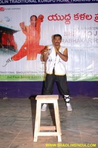 Sivakrishna Kung fu Demo