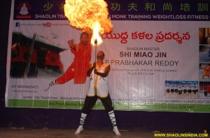 Kung fu Training Andhra