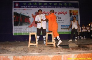 Shaolin Kung fu Live Show