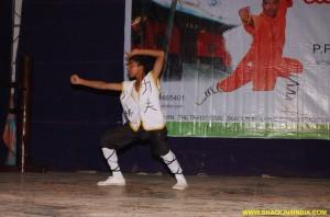 Shaolin Kung fu Show India