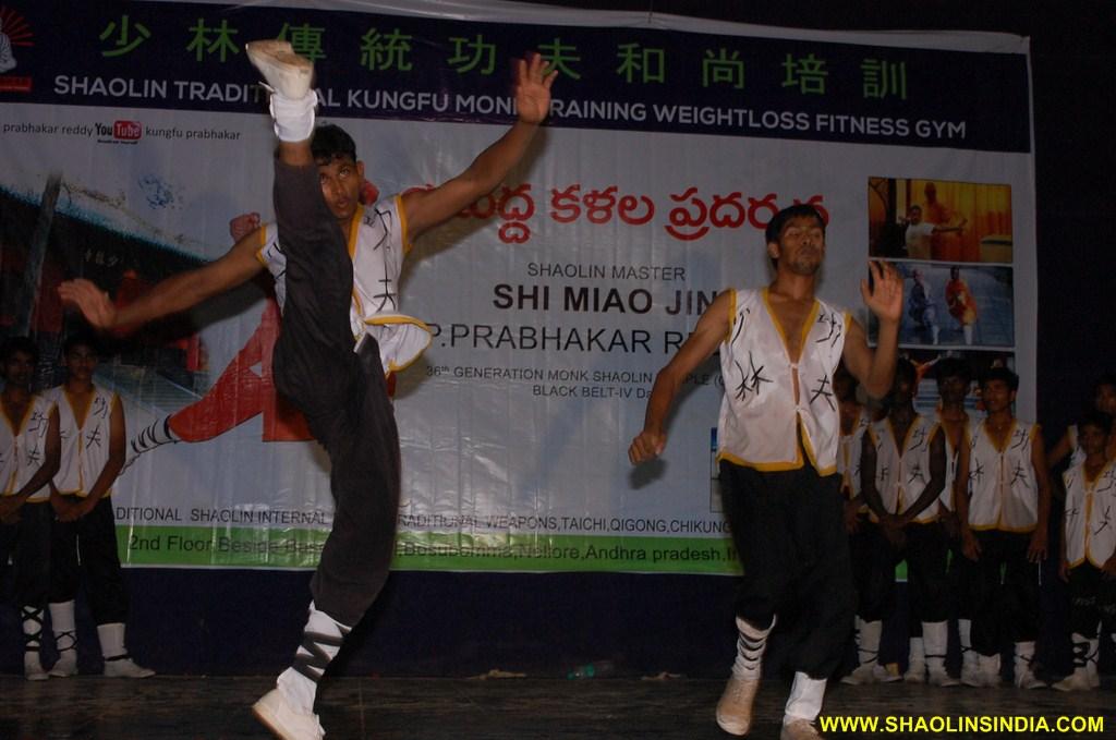 Shaolin Warrior Kung fu