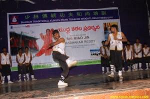 Shaolinsindia Kungfu Demo
