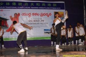 Kung fu HighKicks