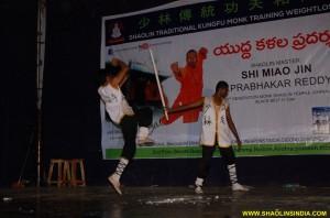Shaolin Kung fu Training
