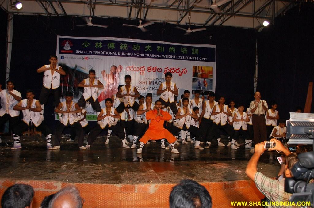 Shaolin Kung fu India