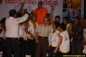 Shaolin Prabhakar Reddy