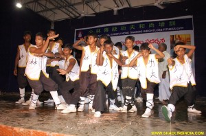 Shaolin Kungfu Andhra