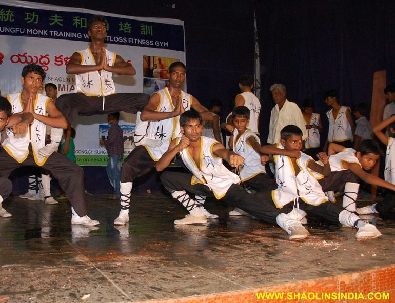 Shaolin Wu Shu India