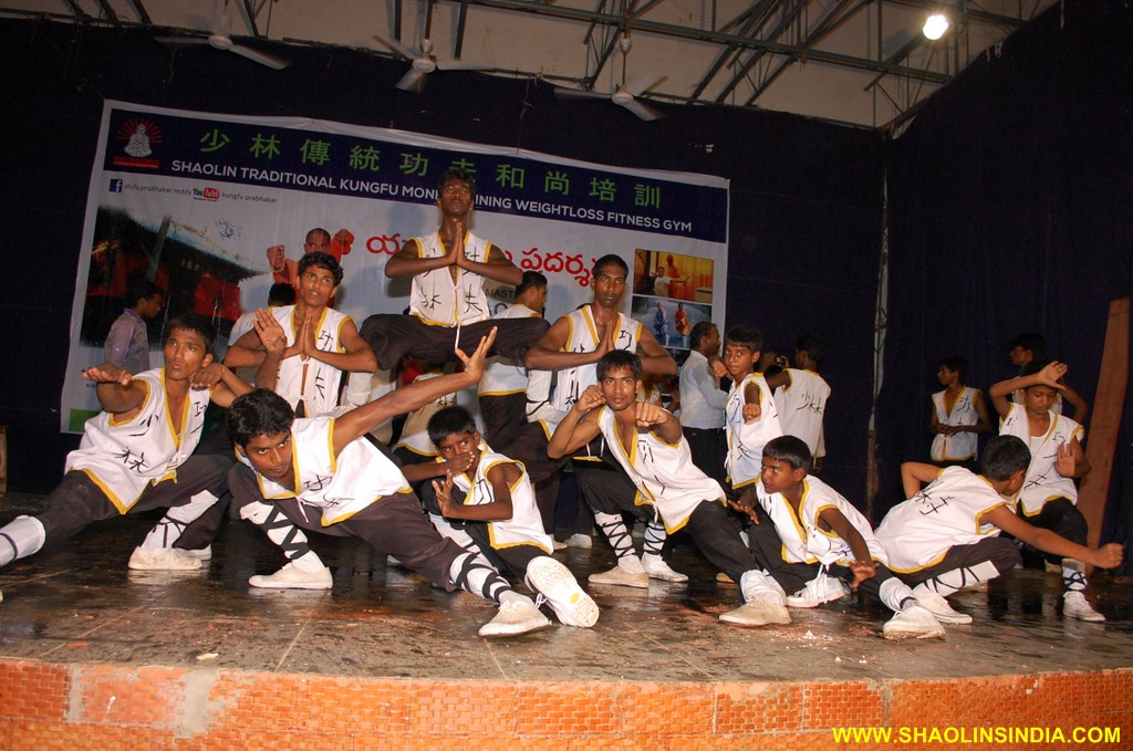 Shaolin Kung-fu India Academy