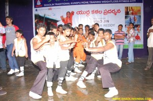 Shaolin Kungfu India