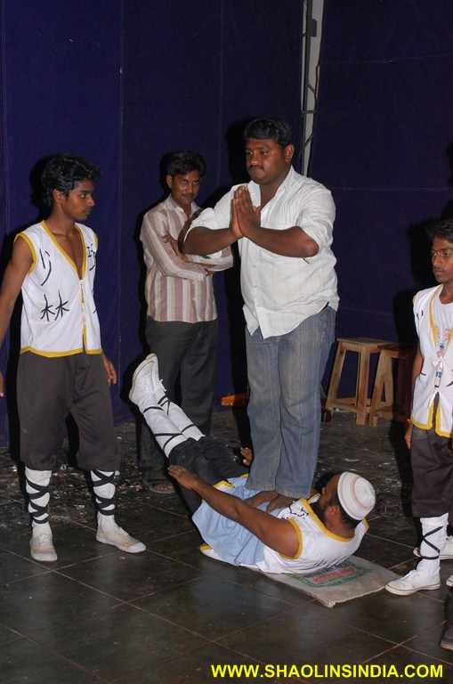 Shaolin Kung fu Nellore