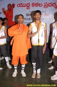 Nellore Shaolin Kung-fu