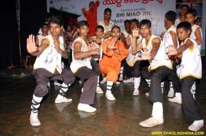 Shifu Prabhakar Reddy Kungfu Trainer