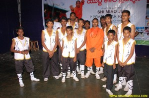 Andhra Kungfu Trainer