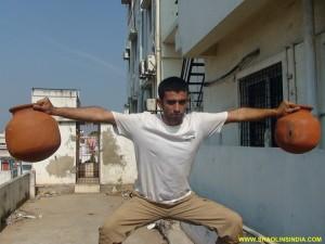 Wushu Haryan Training