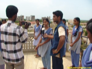 Self-Defense @ Girls India