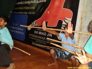 Shaolin Monk Kung-fu