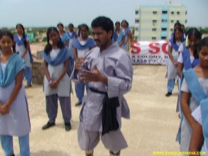 Nellore Jeet Kune Do Indian Girls